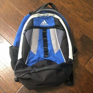 NWOT Adidas Backpack - Blue 🎒